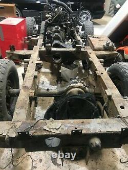 Land Rover Series 3 for restoration 1981 2.25 Petrol Project. SWB