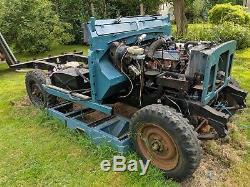 Land Rover Series 3 half rebuild