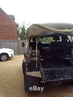 Land Rover Series 3 swb, rare Off-Road, Ex-MOD and Tax Exempt next year