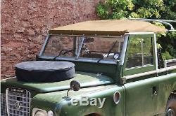 Land Rover Series 88/109 Bikini Hood Sticks And Canvas