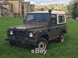 Land Rover Series. 88 inch. TAX EXEMPT. 12 Months MOT. Excellent runner