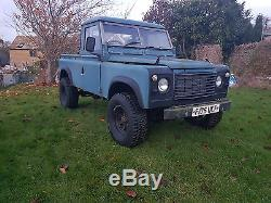 Land Rover Series Classic Range Rover hybrid V8 3.9 Auto 1989 4x4 truck cab