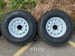 Land Rover Series / Defender Wheel And Tyre Package
