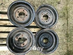 Land Rover Series Forward Control 2B / 1 Ton Rims 569203 Not 569204 / ANR1534