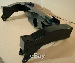 Land Rover Series II & III Front Chassis Legs And Steering Crossmember