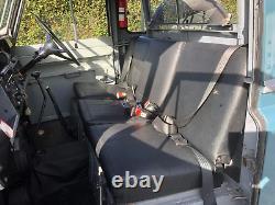 Land Rover Series IIa 2a Harvey Frost Crane Breakdown Truck Recovery Winch 1967