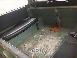 Land Rover Series Iii 2.2 petrol Soft Top