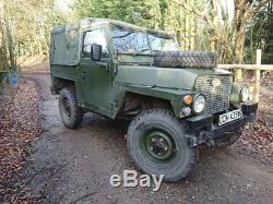 Land Rover Series Lightweight