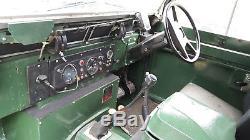 Land Rover Series Lightweight 88 Historic Vehiicle V8 3.5 Tax Exempt / Restored