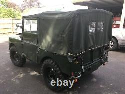 Land Rover Series One 1952 80 Inch Soft Top