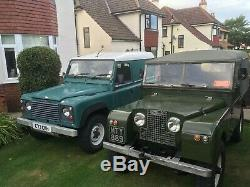 Land Rover Series One, 1957 200Tdi. POTENTIALLY SOLD, DEPOSIT ABOUT TO BE TAKEN