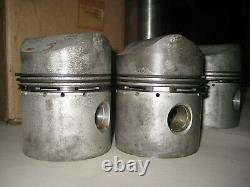 Land Rover Series One High Compression Pistons & Liners