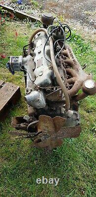 Land Rover Series, Rover P4, 2.6l inline 6 cylinder engine