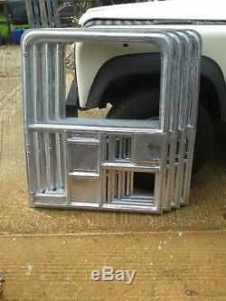 Land Rover Series / early Defender 90,110 galvanised rear door