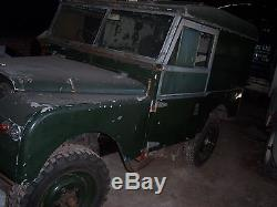Land Rover series 1 1956 86