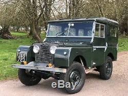 Land Rover series 1 80 1952