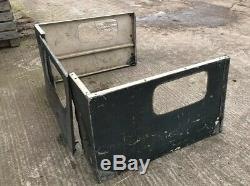 Land Rover series 1 80 Sides, Catflap and Hard Top Roof 1948-1953