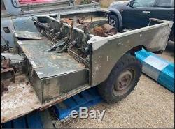 Land Rover series 1 86 1953 very early