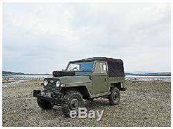 Land Rover series 2A Lightweight