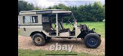 Land Rover series 2 109 1966 Diesel
