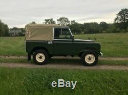 Land Rover series 2 1959
