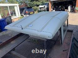 Land Rover series 2, 2a, 3, 88 hardtop panels roof and sides Good condition