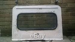Land Rover series 2 2a Cat flap back door