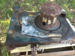 Land Rover series 2/3 capstan winch. Gwo when removed some time ago. Hampshire