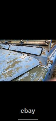Land Rover series 2a 1965 full canvas previous owner logan scott bowde