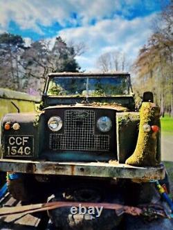 Land Rover series 2a/IIa