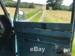 Land Rover series 3 109 2.25 Petrol LWB