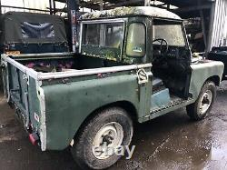 Land Rover series 3 88 inch 2.25