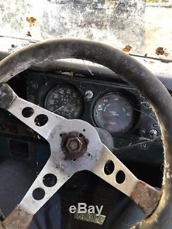Land Rover series 3 Barn Find