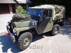 Land Rover series 3 Lightweight