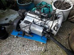 Land Rover series 3 gearbox and Fairey overdrive