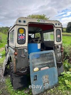 Land Rover series / Discovery Project