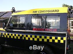 Land Rover series iii petrol (ex coastguard)
