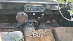 Land Rover series one 1 80 ONLY 5811 MILES