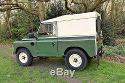 Land rover 88 Series 3 SWB Diesel 1978