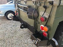 Land rover Light weight series 2a Soft top