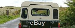 Land rover Series 2/3 Hard Top With'cat-flap' rear tailgate
