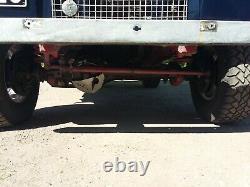Land rover Series 2a Diesel 1969