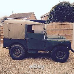 Land rover series 1 1950 80
