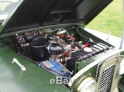 Land rover series 1, 1954 86