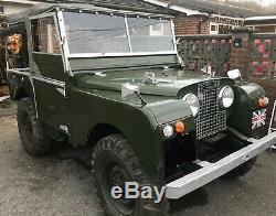 Land rover series 1 80 1953