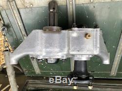 Land rover series 1 80 PTO