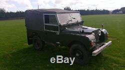 Land rover series 1 Diesel 1958 88