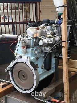 Land rover series 1 engine turn key engine