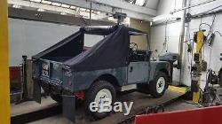 Land rover series 1 landrover one 86 ex raf classic v8