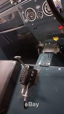 Land rover series 1 landrover one 86 ex raf classic v8 NO RESERVE